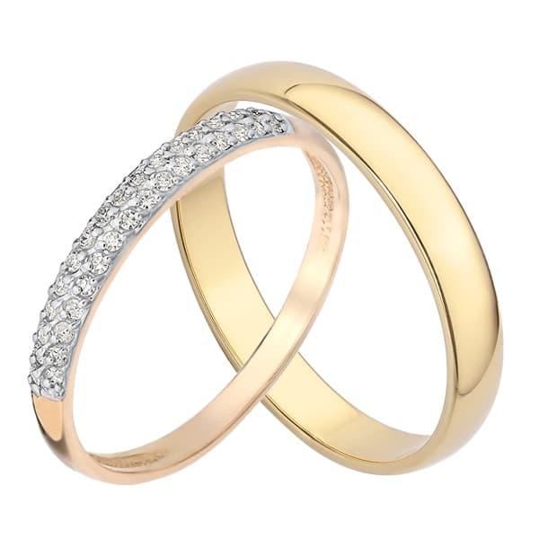 Маленькое обручальное кольцо